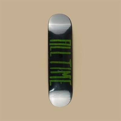 Дека ALL TIME 2 tone GREEN  8.00 X 31.50