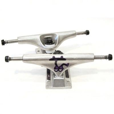 Подвески OG Silver\Purple 5.5