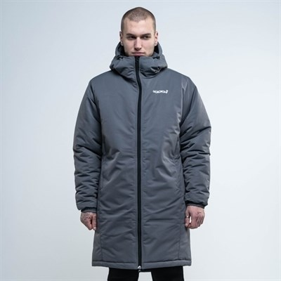 Куртка Molotov Long Winter Taslan Grey