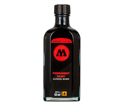 Molotow Заправка PERMANENT PAINT 862108 copper  125 мл