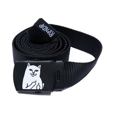 RIPNDIP Ремень Lord Nermal Web Belt Black