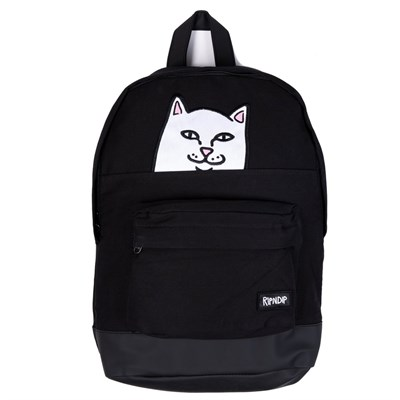 RIPNDIP Рюкзак Lord Nermal Backpack Black