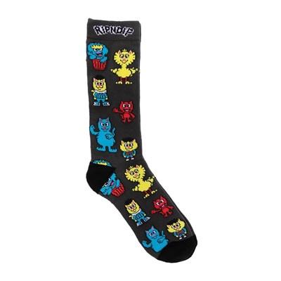 RIPNDIP Носки Nerm Street Socks Black