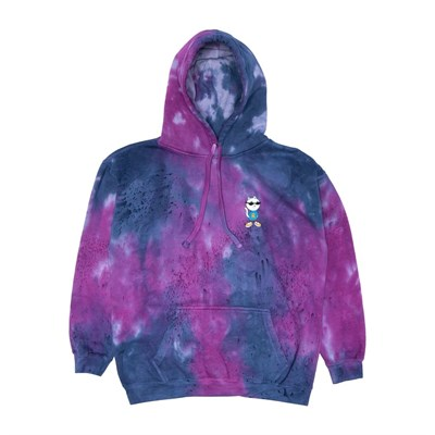 RIPNDIP Толстовка Nerm And The Gang Hoodie Tie Dye