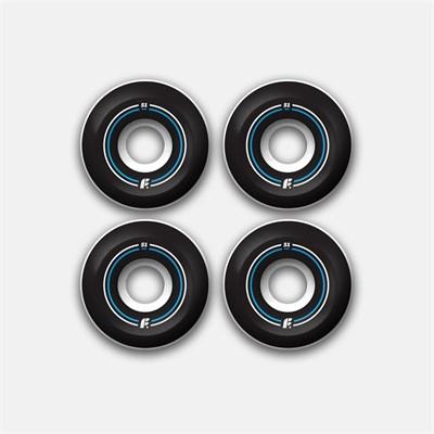Комплект колес Footwork BASIC (52 мм 100A Форма Sidecut)