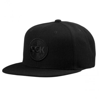 DGK Кепка WORLDWIDE SNAPBACK CAP BLACK