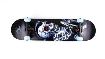 Скейтборд Tech Team Elite skeleton