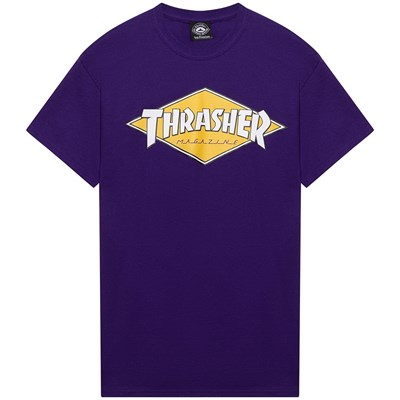 Thrasher футболка DIAMOND LOGO