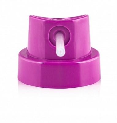 cap Liner фиолетовый с трубкой белой 0,2-1см