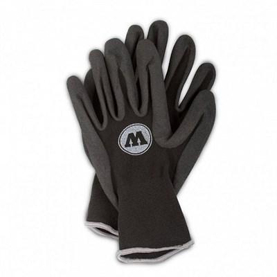 Перчатки прорезиненые черные Molotow (Protective gloves) L 800431