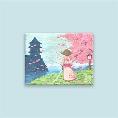 Кошелек BUMAGA Sakura