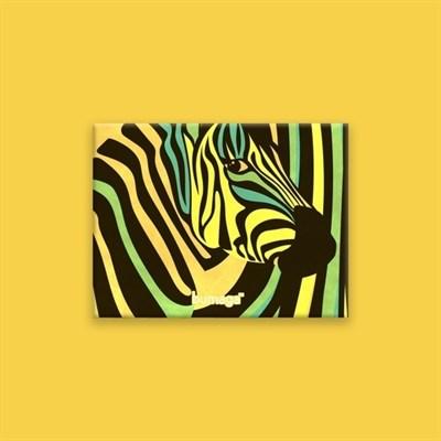 Кошелек BUMAGA Neon zebra