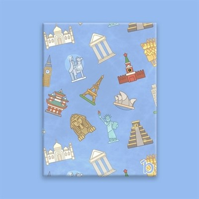 Обложка на паспорт BUMAGA Travel