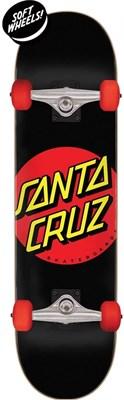 Скейт в сборе Santa Cruz Classic Dot Super Micro Sk8  7.25in x 27.00in