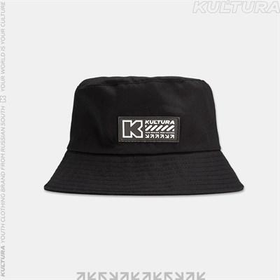 "Панама КУЛЬТУРА ""Box logo"", черный"