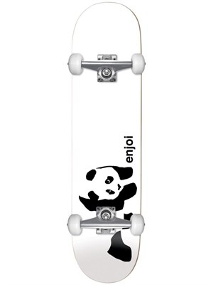Скейт в сборе Enjoi  Whitey Panda FP  White 7.75