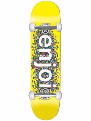 Скейт в сборе Enjoi  Candy Coated FP  Yellow 8.25