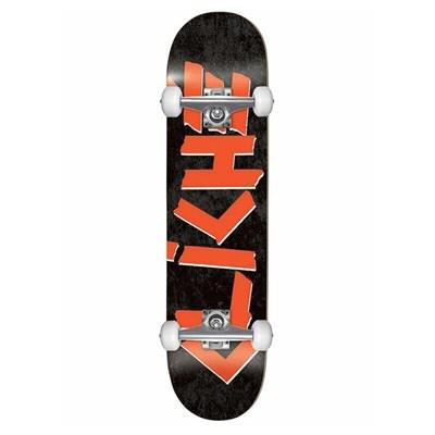 Скейт в сборе Cliche Scotch FP  Black/Red 7.75