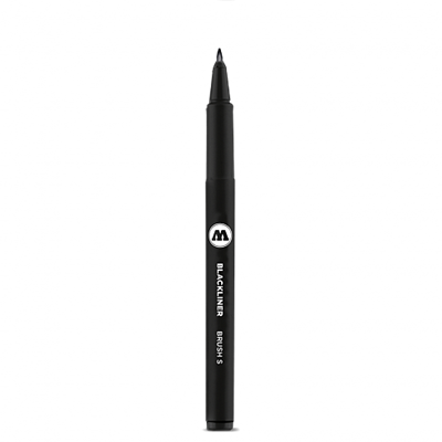 Molotow маркер  Blackliner Brush S / кисть перо 703213