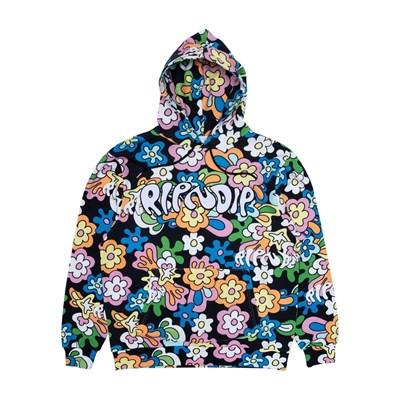 Толстовка RIPNDIP Flower Child Hoodie Multi