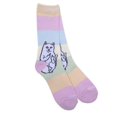 Носки RIPNDIP Lord Nermal Mid City Socks Multi