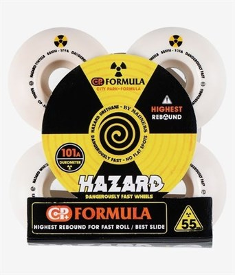 Колеса Madness Swirl CP - Radial White 55mm