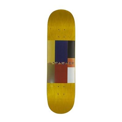 Дека Magamaev Yellow Block 8.25 x 31.5