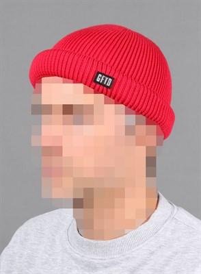Шапка GIFTED78 LEON/547 красный