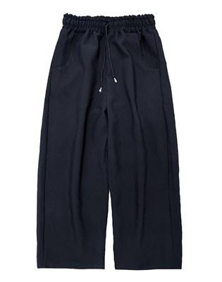 Широкие брюки БИЧ черный