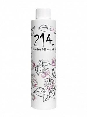 214 Ink заправка малиновые Crimson pink 200мл