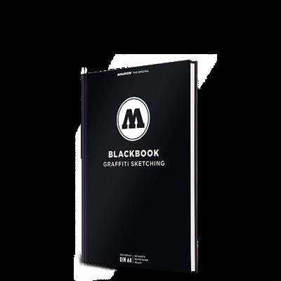 Molotow Blackbook Graffiti Sketching DIN A4 801209 верт.