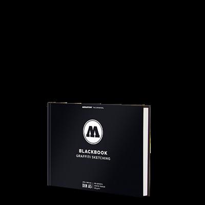 Molotow Blackbook Graffiti Sketching DIN A5 801207 гориз.