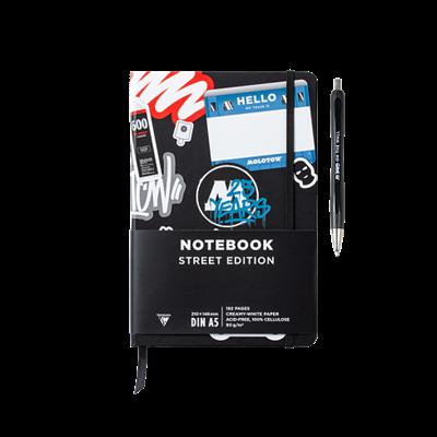 Molotow Notebook Street Edition 25 Years 801214 + ручка в подарок