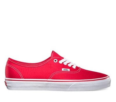 Обувь Vans Authentic Red VN-0EE3RED