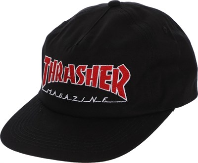 Thrasher кепка OUTLINED SNAPBACK