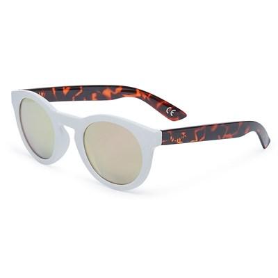 Vans очки солнцезащитные WM LOLLIGAGGER SUNGL WHITE MATTE/ VA31TAP6X