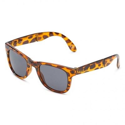 Vans очки солнцезащитные MN FOLDABLE SPICOLI Translucent Hon VUNKFZF