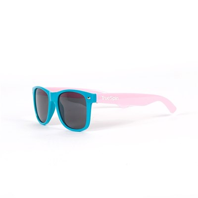 Очки TRUESPIN Classic (Turquoise/Pink)